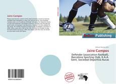 Jairo Campos kitap kapağı