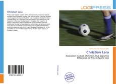 Copertina di Christian Lara