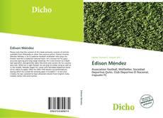 Buchcover von Édison Méndez