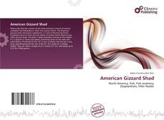 Bookcover of American Gizzard Shad