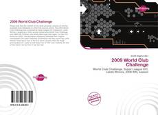 Bookcover of 2009 World Club Challenge