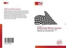 Bookcover of 2008 Leeds Rhinos Season