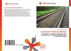 Portada del libro de Lancaster Railway Station