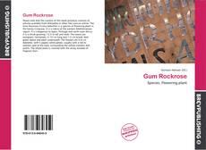 Gum Rockrose的封面
