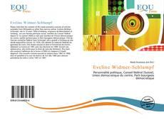 Bookcover of Eveline Widmer-Schlumpf