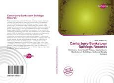 Borítókép a  Canterbury-Bankstown Bulldogs Records - hoz