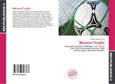 Portada del libro de Mariano Trujillo