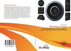 Capa do livro de Dominique Leone