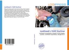 Bookcover of Lockheed L-1649 Starliner