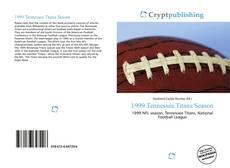 Copertina di 1999 Tennessee Titans Season