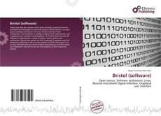 Buchcover von Bristol (software)