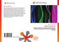 Bookcover of Alex Lambert