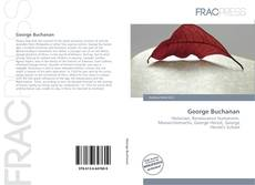 Bookcover of George Buchanan