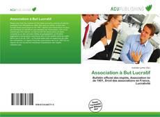 Обложка Association à But Lucratif
