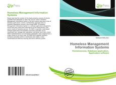 Bookcover of Homeless Management Information Systems