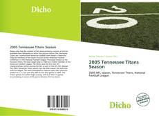 Copertina di 2005 Tennessee Titans Season