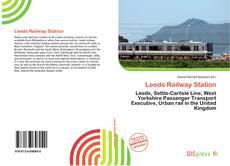 Capa do livro de Leeds Railway Station