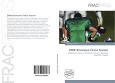 Copertina di 2008 Tennessee Titans Season