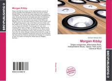 Bookcover of Morgan Kibby