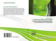 Copertina di Leicester Railway Station