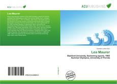 Capa do livro de Lea Maurer