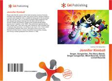 Bookcover of Jennifer Kimball