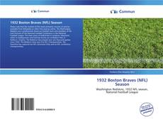 1932 Boston Braves (NFL) Season kitap kapağı