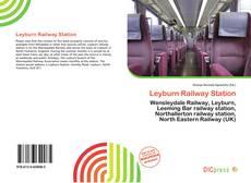 Buchcover von Leyburn Railway Station