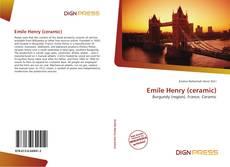 Bookcover of Emile Henry (ceramic)
