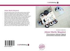 Abdul Malik Mujahid kitap kapağı