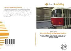 Portada del libro de Lincoln Central Railway Station