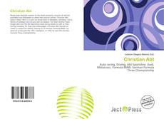 Bookcover of Christian Abt