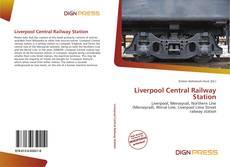 Buchcover von Liverpool Central Railway Station