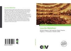 Capa do livro de Lauritz Melchior