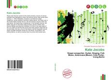 Bookcover of Kate Jacobs