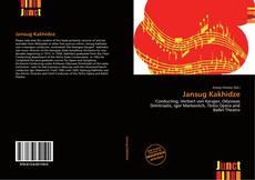 Portada del libro de Jansug Kakhidze