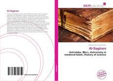 Al-Saghani kitap kapağı