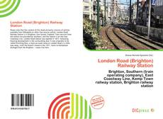 Bookcover of London Road (Brighton) Railway Station