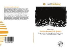 Buchcover von Joshua James (Folk Singer)