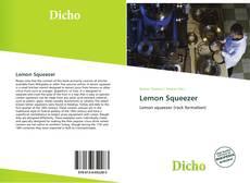 Copertina di Lemon Squeezer