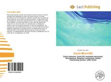 Buchcover von Carte MicroSD
