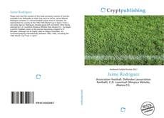 Bookcover of Jaime Rodríguez