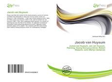 Bookcover of Jacob van Huysum