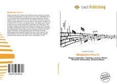 Capa do livro de Magdalen Hsu-Li