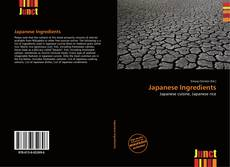 Bookcover of Japanese Ingredients