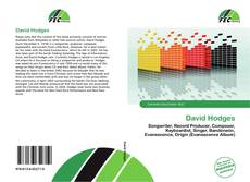 Bookcover of David Hodges