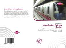 Portada del libro de Long Sutton Railway Station