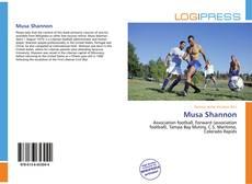 Bookcover of Musa Shannon