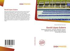 Bookcover of David López-Zubero
