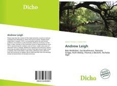 Buchcover von Andrew Leigh